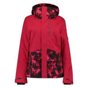 O'Neill Coral Jacket Rio Red 16 Boy's 2021