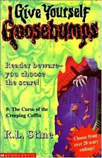 The Curse of the Creeping Coffin (Give Yourself Goosebumps),R. L. Stine