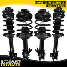 Complete Quick Strut / Shock & Coil Springs w/ Mounts x4 for 93-99 Nissan Altima