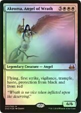 1x FOIL AKROMA, ANGEL OF WRATH - Duel Deck - MTG - Magic the Gathering
