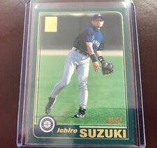 2001 Topps Ichiro Suzuki #726 Rookie RC - Mint/Near Mint.