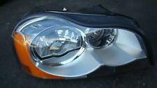VOLVO XC90 RIGHT HEADLIGHT, XENON, NON PROJECTOR TYPE, 07/03- 14