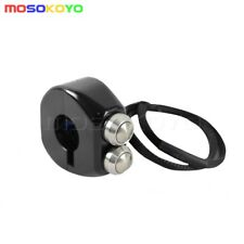 CNC Motorcycle 7/8'' Handle Bar Hand 3 Push-Button Control M-Switch Universal