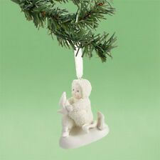 """Snowbaby """"RETAIL THERAPY"""" Ornament ~ NEW ~ Darling ~ MIB"""