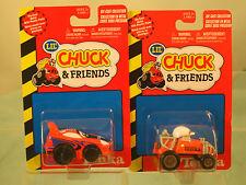 Tonka-Chuck & Friends 1 :64 scale  by Maisto