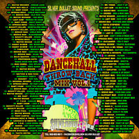REGGAE DANCEHALL THROWBACK 90'S MIX VOL 1