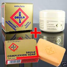 Drula Bleaching Wax Skin Lightening Cream + Drula Soap
