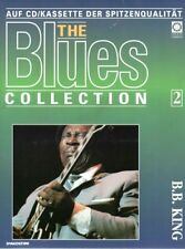 CD & HEFT: Blues Collection 2, B.B. King - The King Of The Blues (The Boss u.a.)
