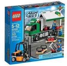 LEGO ® City 60020 Camion Con Carrello Elevatore NUOVO OVP _ CARGO TRUCK NEW MISB NRFB