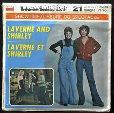 Vintage GAF VIEW MASTER - Showtime LAVERNE & SHIRLEY 1978 - Unopened & Sealed