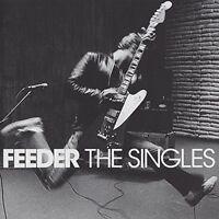 FEEDER - THE SINGLES   CD NEU