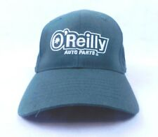 O'REILLY AUTO PARTS - green - EMBROIDERED - ADJUSTABLE BALL CAP HAT!