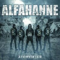 ALFAHANNE - ATOMVINTER   CD NEUF