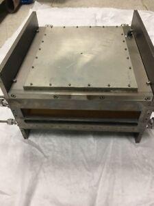 Aluminum Chamber For AG Associates Heatpulse 8108, 8800, 4108 RTP