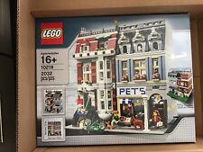 *BRAND NEW* LEGO Creator PET SHOP 10218