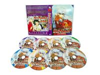 INUYASHA - COMPLETE TV SERIES DVD ENG DUB (1-167 EPISODES + FINAL ACT + 4 MOVIE)