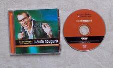 """CD AUDIO / CLAUDE NOUGARO """"LES PLUS BELLES CHANSONS"""" 15T CD COMPILATION 1998"""