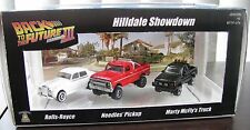 Back to the Future III Hilldale Showdown Needles Marty McFly Toyota Rolls Royce