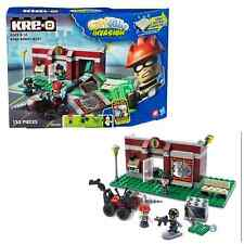 Hasbro Kre-o - (Kreo) CityVille Invasion Bank Bandit Bust A3253 ages 6-12 Years