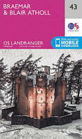 Braemar & Blair Atholl, Paperback by Ordnance Survey, Brand New, Free P&P in ...