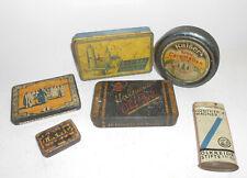 Konvolut Ancienne Boîtes Déco Chargement Vintage Ton Boites