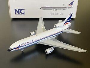 NG Models Delta Airlines Lockheed L-1011-500 Widget N751DA 1/400 Sold Out!