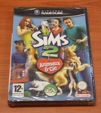 JEU Nintendo GAME CUBE les sims 2 Animaux & Cie blister fr