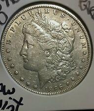 💎 RARE 1896- O Morgan Silver Dollar au Details💎