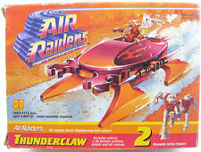 Air Raiders Thunderclaw Vehicle with 2 Action Figures Vintage 1987 MIB Hasbro