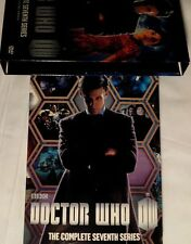 Doctor Who: The Complete Seventh Series (DVD) Dr Who Season 7, Ships FIRST CLASS