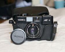 Yashica Rangefinder Film Cameras