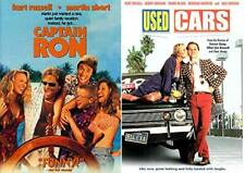 Kurt Russell Comedy Double Feature Captain Ron & Used Cars 2 DVD Set