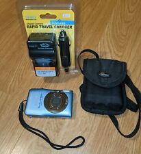 Canon PowerShot Digital ELPH SD1300 IS 12.1 MP Digital Camera Kit - Blue