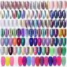 BORN PRETTY UV Gel Nail Art Polish Top Base Coat Gel Nails Manicure Salon Tools
