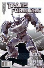 Transformers Saga Of The Allspark #3 (NM)`08 Various  (Cover A)