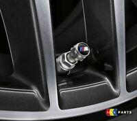 BMW Neuf Véritable M Performance Pneu Bouchon de Valve Set 4 Pièce 2447402