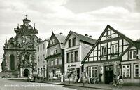 Ansichtskarte Bückeburg Langestraße mit Stadtkirche  (Nr.9269)