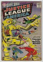 Brave and the Bold #29 (1960, DC) 2nd App Justice League, Gardner Fox, G/G+
