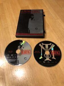 Scarface DVD [Full Screen 2-Disc Anniversary Edition] - 2005; Al Pacino