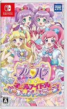 New Nintendo Switch PriPara All Idol Perfect Stage Japan 4904790598982