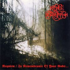 Rhymes of Destruction-Requiem/in remembrance of your Gods... CD