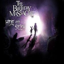 THE BIRTHDAY MASSACRE - HIDE AND SEEK  CD NEU