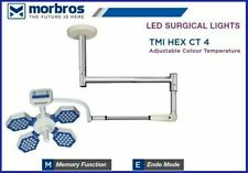 LED SURGICAL CEILING OT LIGHT MULTI COLOUR WITH MEMORY FUNCTION ENDO MODE.