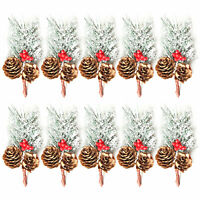 Christmas Xmas Ornament Utenciles Holiday Decorations Artificial Pines Partys