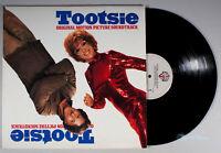 Tootsie (1982) Vinyl LP • Soundtrack, Dave Grusin, Stephen Bishop