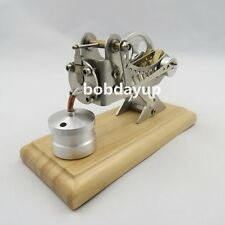 Vacuum Stirling Engine Model Creative Experimental Electricity Toy ZK-01 B