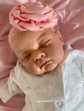 Stunning Reborn Sleeping Baby Girl Sofia Newborn Child Friendly 3+
