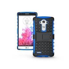 Étuis, housses et coques avec clip bleus pour téléphone mobile et assistant personnel (PDA) LG