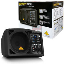 Behringer Eurolive B205D Active PA Monitor Powered Speaker 150Watts Amp Built-in