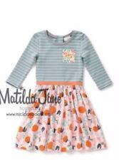 NWT Matilda Jane 435 Tween Size 10 Joanna Gaines Fresh Squeezed Dress New